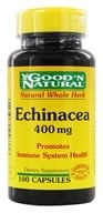 Good 'N Natural - Echinacea 400 mg. - 100 Capsules, from category: Herbs