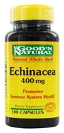 Good 'N Natural - Echinacea 400 mg. - 100 Capsules (074312456336)
