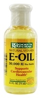 Good 'N Natural - E-Oil d-Alpha Tocopherol 30000 IU - 2.5 oz. - $5.15