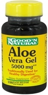 Bon 'N - gel de Vera d'aloès - Softgels 100 normal