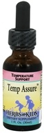 Herbs for Kids - TempAssure - 1 oz. CLEARANCED PRICED - $5.18