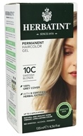 Herbatint - Herbal Haircolor Permanent Gel 10C Swedish Blonde - 4.5 oz.