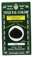 Herbatint - Vegetal Color Black - 2 oz. by Herbatint