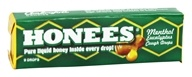 Honees - Liquid Honey Menthol Euclayptus Drops - 9 Lozenges by Honees