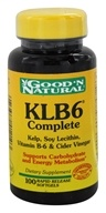 Good 'N Natural - Natural KLB6 Complete - 100 Softgels (074312412103)