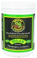 Greens Today - Vegan Formula - 18 oz.
