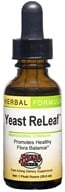 Herbs Etc - Yeast ReLeaf Professional Strength - 1 oz.