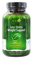 Irwin Naturals - Less-Stress Weight Control - 75 Softgels (contains Magnolia Bark) (710363263577)