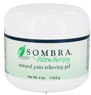 Grampa's Garden - Sombra Warm Therapy Natural Pain Relieving Gel - 4 oz. (763669001053)