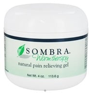 Grampa's Garden - Sombra Warm Therapy Natural Pain Relieving Gel - 4 oz., from category: Personal Care