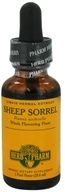 Herb Pharm - Sheep Sorrel Extract - 1 oz. CLEARANCE PRICED by Herb Pharm