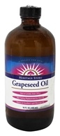 Image of Heritage - Grapeseed Oil 100% Pure Expeller Pressed Massage Oil - 16 oz.