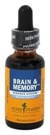 Herb Pharm - Brain & Memory Tonic Compound - 1 oz. (formerly Gotu Kola, Gingko)