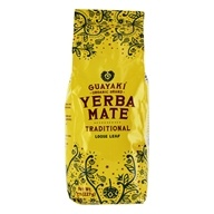 Guayaki - Yerba Mate Traditional Loose Tea 100% Organic - 8 oz. (632432961019)