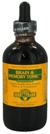 Image of Herb Pharm - Brain & Memory Tonic Compound - 4 oz. Formerly Gotu Kola, Ginkgo