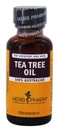 Image of Herb Pharm - Tea Tree Oil - 1 oz.