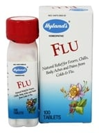 Hylands - Flu - 100 Tablets by Hylands