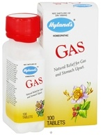 Hylands - Gas - 100 Tablets (354973295124)