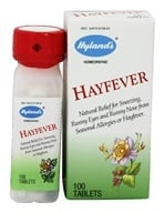 Image of Hylands - Hayfever - 100 Tablets