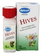 Hylands - Hives - 100 Tablets, from category: Homeopathy