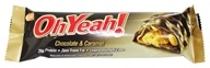 ISS Research - OhYeah High Protein Bar Chocolate & Caramel - 3 oz.