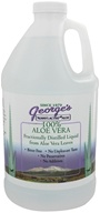 George's Aloe - 100% Aloe Vera Liquid - 64 oz. by George's Aloe