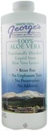 George's Aloe - 100% Aloe Vera Liquid - 32 oz. by George's Aloe