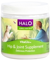 Halo Purely for Pets - VitaGlo Hip & Joint Supplement - 6 oz.