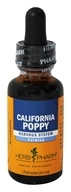Herb Pharm - California Poppy Extract - 1 oz.