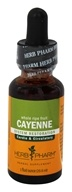 Herb Pharm - Cayenne Extract - 1 oz.