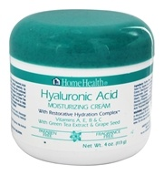 Home Health - Hyaluronic Acid Moisturizing Cream - 4 oz. - $11.99