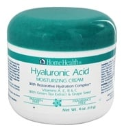 Home Health - Hyaluronic Acid Moisturizing Cream - 4 oz.