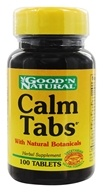 Good 'N Natural - Calmtabs - 100 Tablets (074312432606)