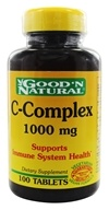 Good 'N Natural - C-Complex 1000 mg. - 100 Tablets - $6.49
