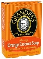 Grandpa's Soap Co. - Orange Essence Soap - 3.25 oz. - $2.89