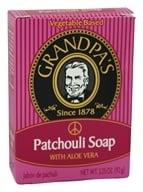 Grandpa's Soap Co. - Patchouli Soap - 3.25 oz. (010486007141)