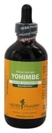 Herb Pharm - Yohimbe Extract - 4 oz. (090800000867)