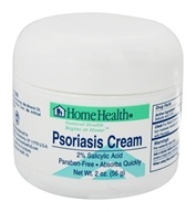 Home Health - Psoriasis Cream - 2 oz. (318858112067)