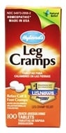 Hylands - Leg Cramps - 100 Tablets, from category: Homeopathy