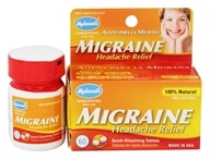 Hylands - Migraine Headache Relief - 60 Tablets, from category: Homeopathy