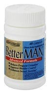 Interceuticals Inc. - BetterMAN - 40 Capsules (655279888820)