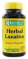 Good 'N Natural - Herbal Laxative - 100 Tablets (074312421808)