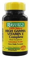 Image of Good 'N Natural - High Gamma Vitamin E Complete - 30 Softgels
