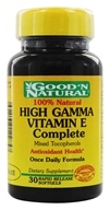 Good 'N Natural - High Gamma Vitamin E Complete - 30 Softgels by Good 'N Natural