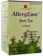 Health King - Allergease Herb Tea - 20 Tea Bags (646322000481)