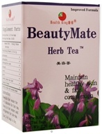 Health King - BeautyMate Herb Tea - 20 Tea Bags, from category: Teas