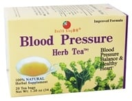 Health King - Blood Pressure Herb Tea - 20 Tea Bags by Health King