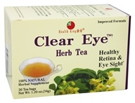 Image of Health King - Clear Eye Herb Tea - 20 Tea Bags