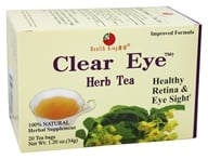 Health King - Clear Eye Herb Tea - 20 Tea Bags (646322000450)