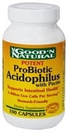 Good 'N Natural - Potent ProBiotic Acidophilus with Pectin - 100 Capsules (074312415401)